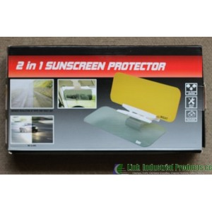 Sun visor Sun Screen Protector
